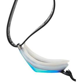 speedo Fastskin Speedsocket 2 Mirror Goggles Unisex, white/rose gold